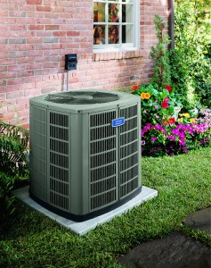 residential air conditioner unit or central air